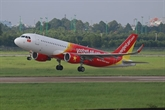 Vietjet Air: 200.000 billets à prix cassés pour le Japon, la R. de Corée et Taïwan