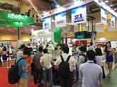 L'exposition des machines et technologies à Hanoï