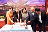 Célébration du 53e anniversaire de la Fête nationale de Singapour à Hô Chi Minh-Ville