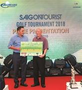 Le Prix Golf Saigontourist pour les personnes démunies