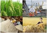 Opportunités pour augmenter les exportations de riz vers la Chine