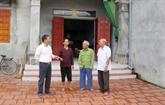 Phu Tho aux côtés des victimes de l'agent orange