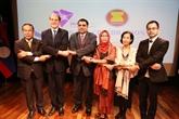 Célébration du 51e anniversaire de la fondation de l'ASEAN en Argentine