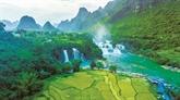 Géoparc mondial: Cao Bang reçoit une délégation de l'UNESCO
