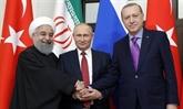 Un sommet Russie - Turquie - Iran prévu le 7 septembre à Téhéran