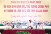 Développement: Quang Ninh est la localité la plus dynamique du Vietnam
