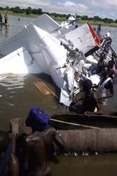 Un avion s'abîme dans un lac au Soudan du Sud, au moins 17 morts