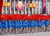 Félicitations de Xi Jinping à Kim Jong Un pour le 70e anniversaire de la fondation de la RPDC