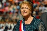 Michelle Bachelet, devenue cheffe de l'ONU pour les droits de l'Homme