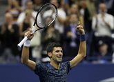 US Open: Djokovic remporte son 14e Grand Chelem en battant Del Potro