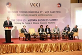 Sommet d'affaires États-Unis - Vietnam 2018