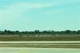 France: intrusion spectaculaire sur les pistes de l'aéroport de Lyon