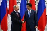 Russie - Japon: Poutine et Abe se rencontrent en Extrême-Orient russe