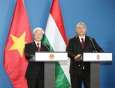 Déclaration commune Vietnam - Hongrie