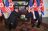 La Maison Blanche confirme avoir reçu une lettre de Kim Jong Un