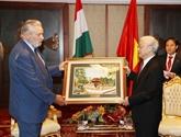Le Vietnam et la Hongrie sont toujours des amis