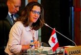 Aléna: rencontre Canada et États-Unis mardi 11 septembre à Washington