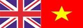 Félicitations pour le 45e anniversaire des relations Vietnam - Royaume-Uni