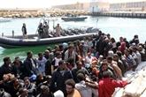 Libye: plus de 100 morts dans le naufrage de deux bateaux de migrants