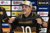Maradona entraîneur au Mexique: une renaissance