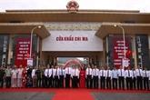 Vietnam - Chine: ouverture à la circulation du poste frontalier de Chi Ma-Aidian