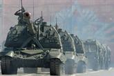 La Russie étale sa puissance militaire