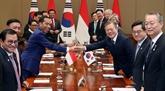 La R. Corée et l'Indonésie discutent des moyens d'intensifier le partenariat