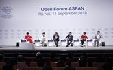 Consolider la solidarité et la prospérité de la Communauté de l'ASEAN