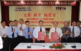VNA et Thua Thiên-Huê signent un accord de coopération dans la communication