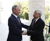 Visites du chef du PCV: nouvel élan pour les relations avec la Russie et la Hongrie