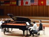 La 4e édition du concours international de piano de Hanoï