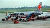 Jetstar Pacific suspend ses vols vers Osaka jusqu'au 20 septembre