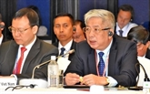 Défense: le vice-ministre Nguyên Chi Vinh rencontre ses homologues sud-coréen et canadien
