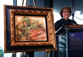 Les États-Unis restituent à une Française un Renoir volé par les Nazis