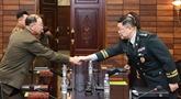 Séoul et Pyongyang entament des pourparlers militaires à Panmunjom