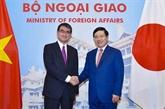 La 10e réunion du Comité de coopération Vietnam - Japon