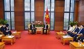 Économie numérique: de grands groups prêts à soutenir le Vietnam
