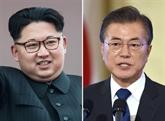 Le prochain sommet Moon - Kim consacré à la dénucléarisation de la péninsule