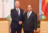 WEF ASEAN 2018, la conférence régionale