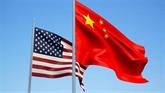 La Chine est invitée par les États-Unis à tenir des négociations commerciales