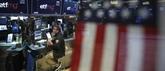 Wall Street, rassérénée par la faible inflation, termine en hausse