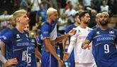 Mondial de volley: malgré leur remontée, les Bleus s'inclinent face au Brésil