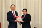 Coopération efficace entre Hô Chi Minh-Ville et la République de Corée