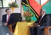 Le Vanuatu attache de l'importance aux liens traditionnels avec le Vietnam