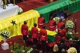 Aux funérailles de Kofi Annan, le chef de l'ONU rend hommage à un dirigeant exceptionnel
