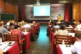 Début de la formation de physique des hautes énergies Europe - Asie - Pacifique à Quy Nhon