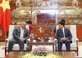 Hanoi et Gold Coast partagent des expériences de développement