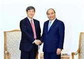 Le PM salue les contributions de la JICA au développement Vietnam - Japon