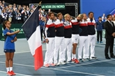 Coupe Davis: les Bleus, à une marche d'une nouvelle finale
