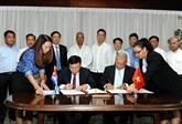 Le Vietnam offre 5.000 tonnes de riz à Cuba